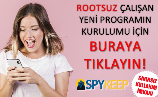 SPYKeep Kurulum